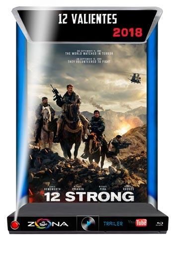 Película 12 strongs 2018