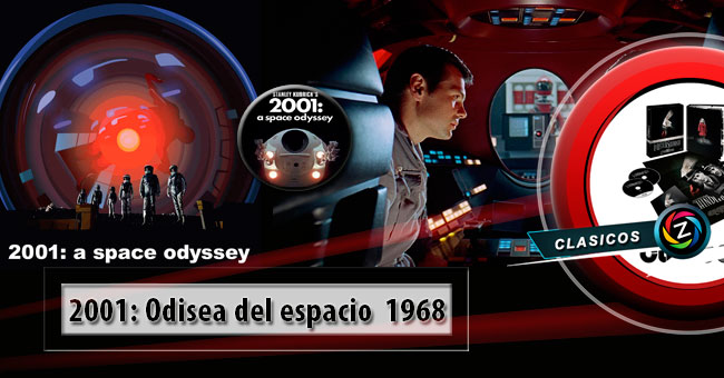 Movie 2001: A Space Odyssey 1968