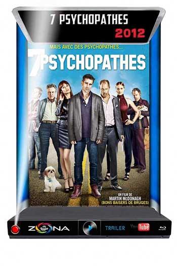 Película 7 Psicopatas 2012