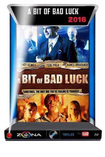 Película A Bit of Bad luck 2016