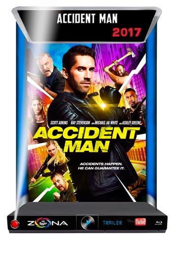 Película Accident Man 2017