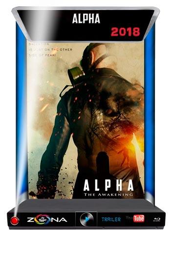 Película Alpha 2018