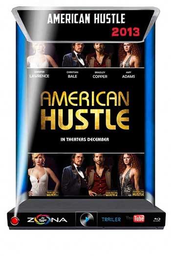 Película American Hustle 2013