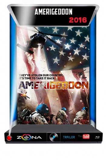 Película AmeriGeddon 2016