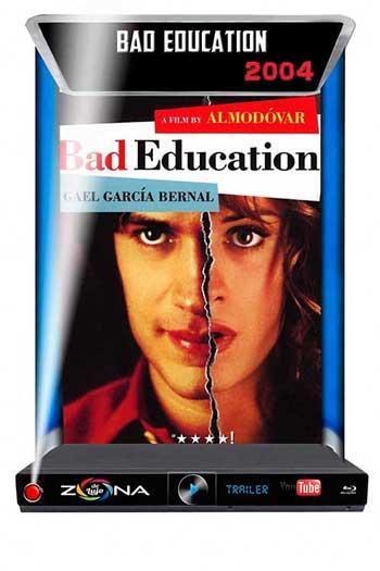 Película Mala Educacion 2004