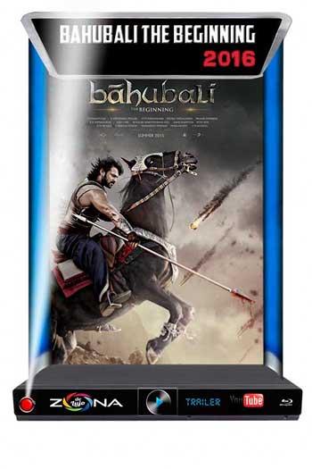 Película Bahubali-The Beginning 2016