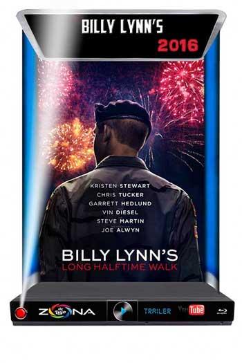 Película Billy lynn's 2016