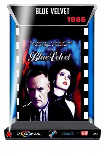 Película Terciopelo Azul 1986