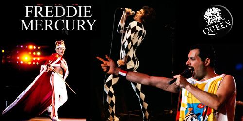 Freddie Mercury su Voz