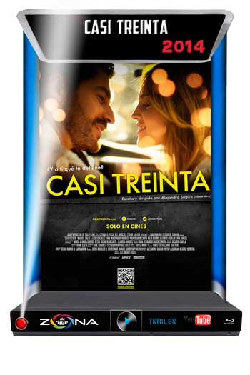 Película Casi Treinta 2014