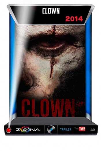 Película Clown 2014
