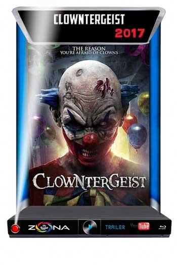 Película Clownstergeist 2017