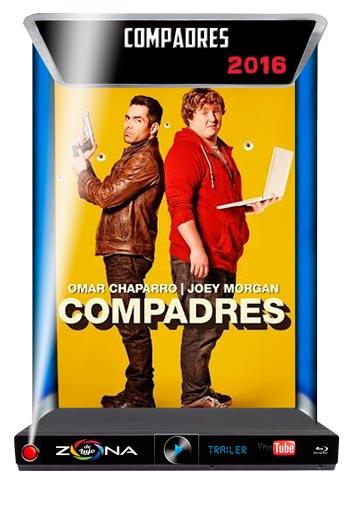 Película Compadres 2016