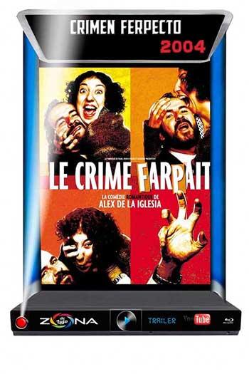 Película Crimen Ferpecto 2004
