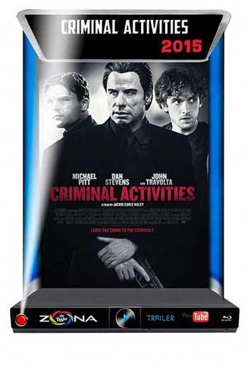 Película Criminal Activities 2015