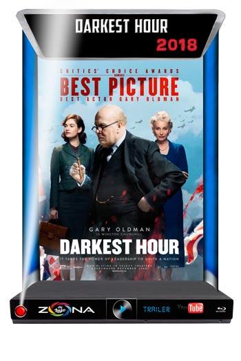 Película Las Horas Más Oscuras 2018
