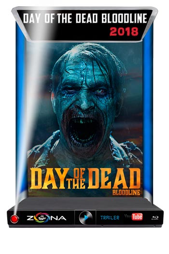 Película Day of the Dead: Bloodline 2018