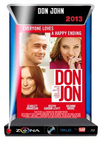 Película Don Jon 2013