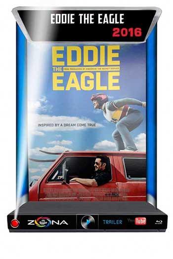 Película Eddie the eagle 2016