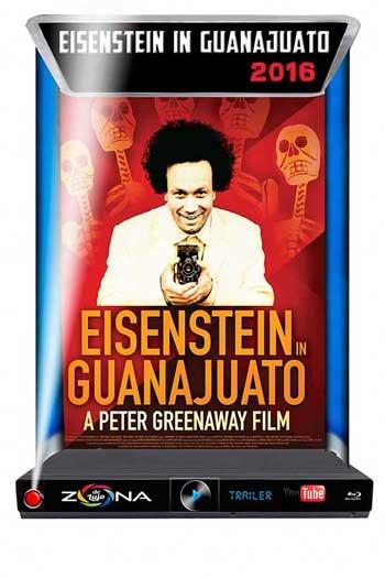 Película Eisenstein en Guanajuato 2016
