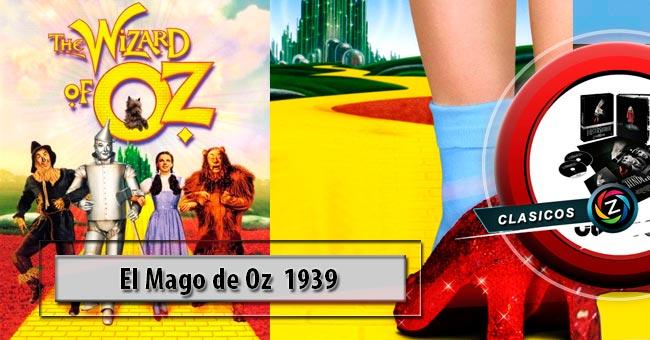 Película mago de oz 1939