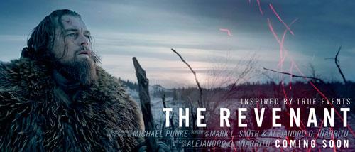 Película El Renacido 2015