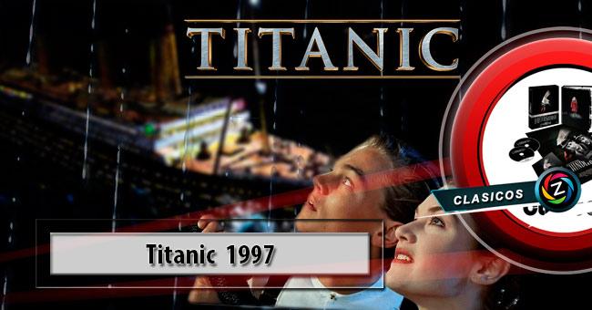 Titanic 1997 por mucho tiempo la más taquillera