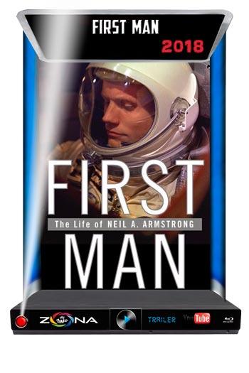 Película First Man 2018