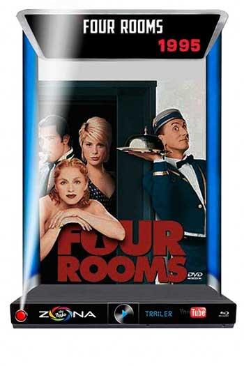 Película Four Rooms 1995