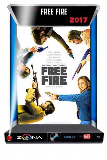 Película Free Fire 2017