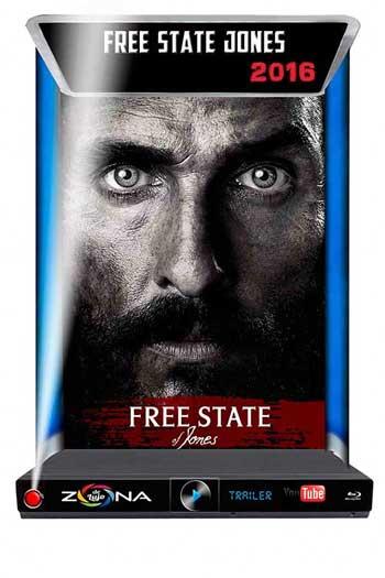 Película Free state of jones 2016