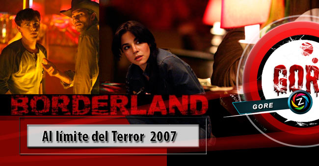 Movie Borderland 2007