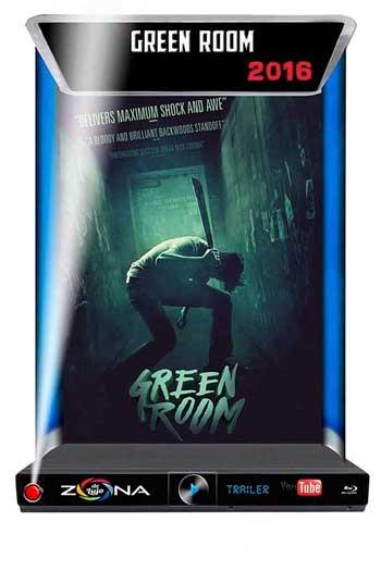 Película Green Room 2016