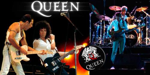 Banda de Rock Queen historia