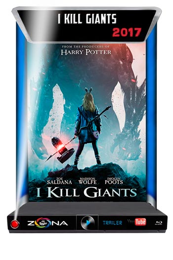 Película I Kill Giants 2017