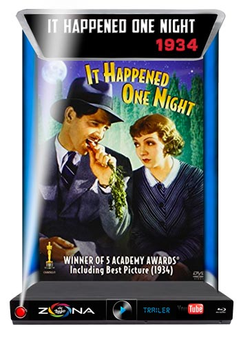 Película It Happend one Night 1934