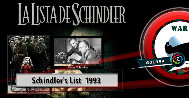 Movie Schindler's List 1993