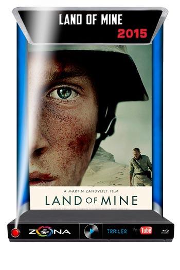 Película Land of Mine 2015