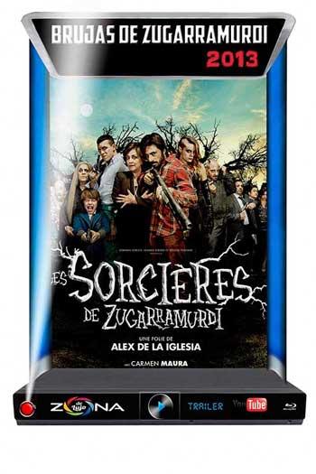 Película las brujas de zurragamurdi 2013