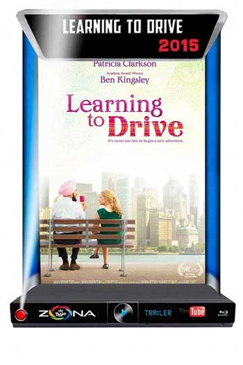 Película Learning to drive 2015