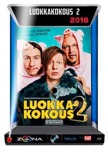 Película Luokkakokous 2: Polttarit 2016