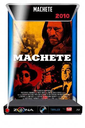 Película Machete 2010
