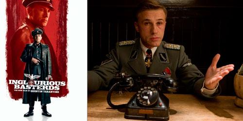 Standartenführer Hans Landa el villano más odiado del cine