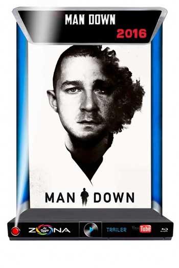 Película Man Down 2016