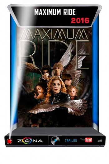 Película Maximum Ride 2016
