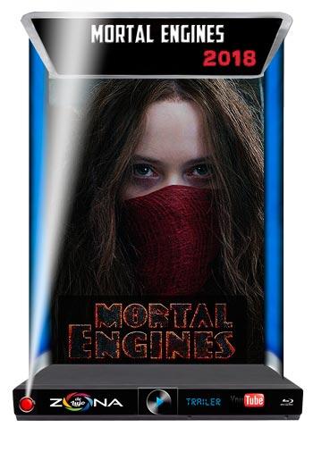 Película Mortal Engines 2018