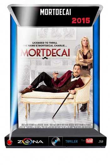 Película Mortdecai 2015