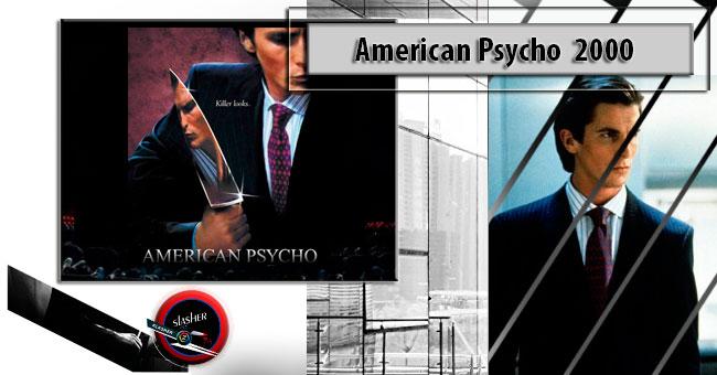 Película Psicópata Americano 2000