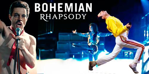Película  Bohemian Rhapsody 2018 comentarios