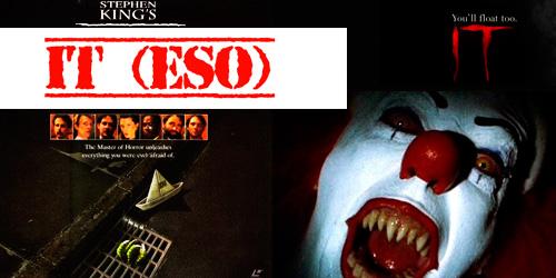 Película Eso 1990 (El payaso asesino) comentarios